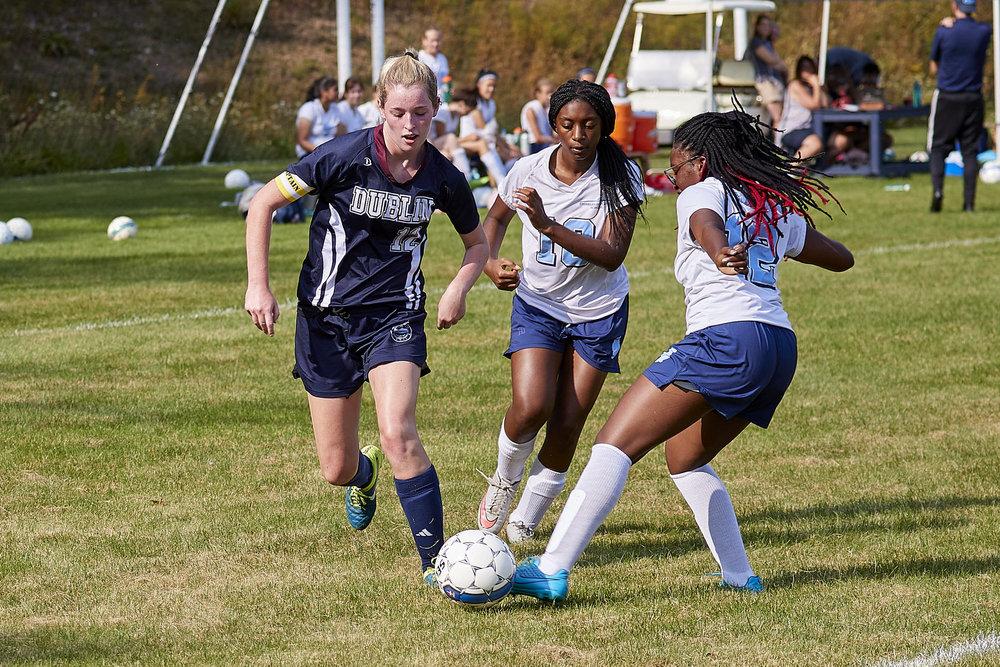Girls Varsity Soccer vs. Stoneleigh Burnham School  - September 16, 2017  -049.jpg