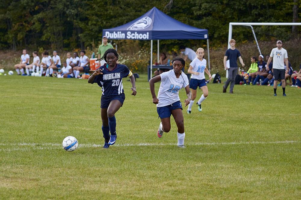 Girls Varsity Soccer vs. Stoneleigh Burnham School  - September 16, 2017  -064.jpg