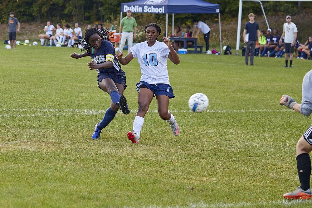 Girls Varsity Soccer vs. Stoneleigh Burnham School  - September 16, 2017  -065.jpg
