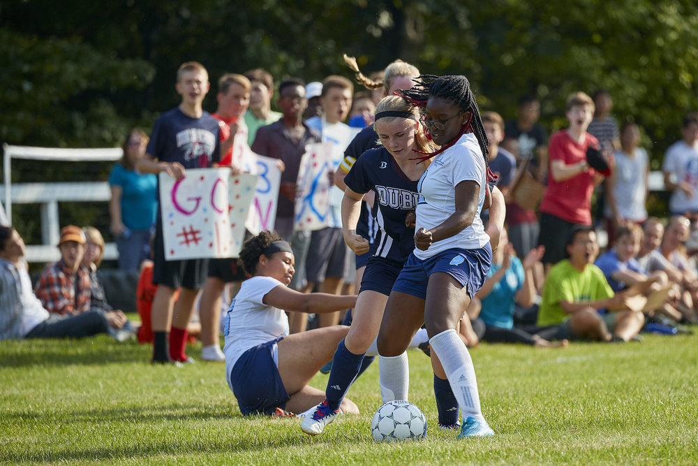 Girls Varsity Soccer vs. Stoneleigh Burnham School  - September 16, 2017  -087.jpg
