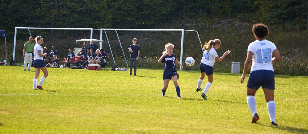 Girls Varsity Soccer vs. Stoneleigh Burnham School  - September 16, 2017  -092.jpg