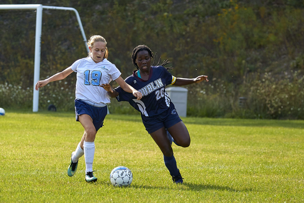 Girls Varsity Soccer vs. Stoneleigh Burnham School  - September 16, 2017  -096.jpg