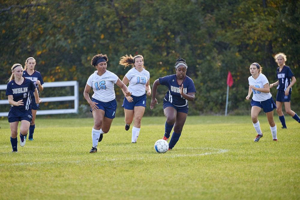 Girls Varsity Soccer vs. Stoneleigh Burnham School  - September 16, 2017  -109.jpg