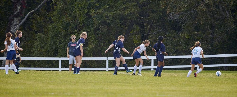 Girls Varsity Soccer vs. Stoneleigh Burnham School  - September 16, 2017  -119.jpg