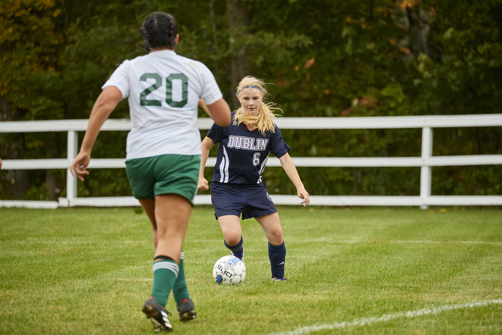 Girls Varsity Soccer vs. High Mowing School - September 20, 2017   - 59920.jpg