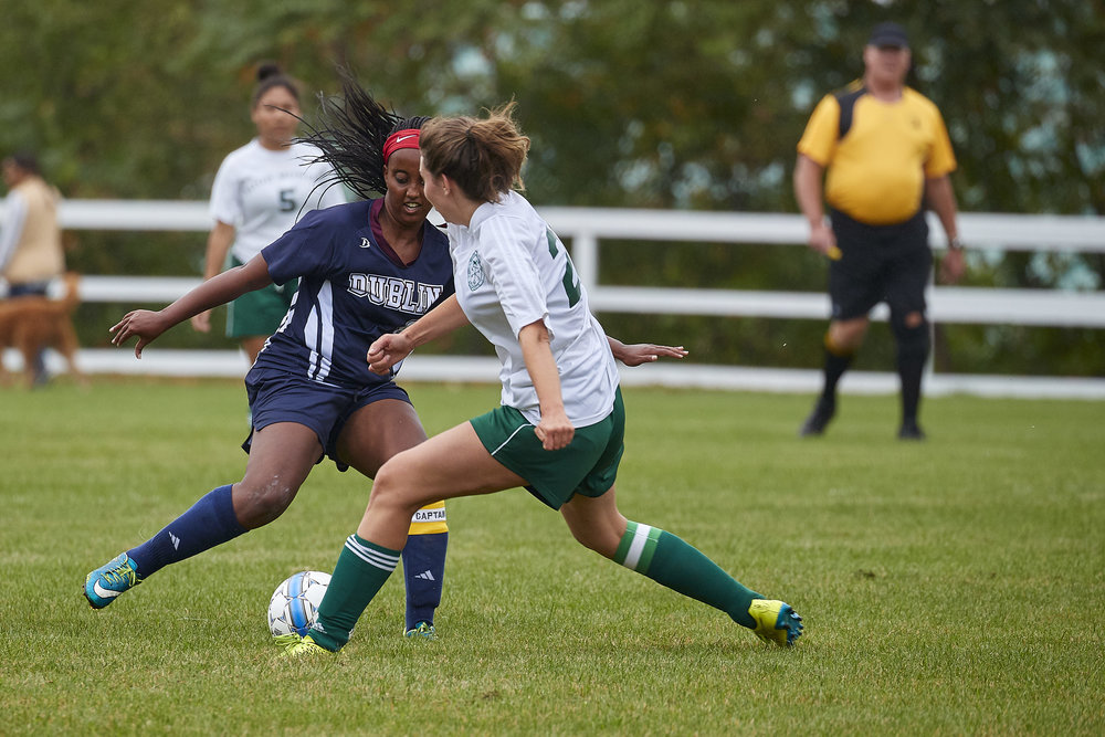 Girls Varsity Soccer vs. High Mowing School - September 20, 2017   - 60013.jpg
