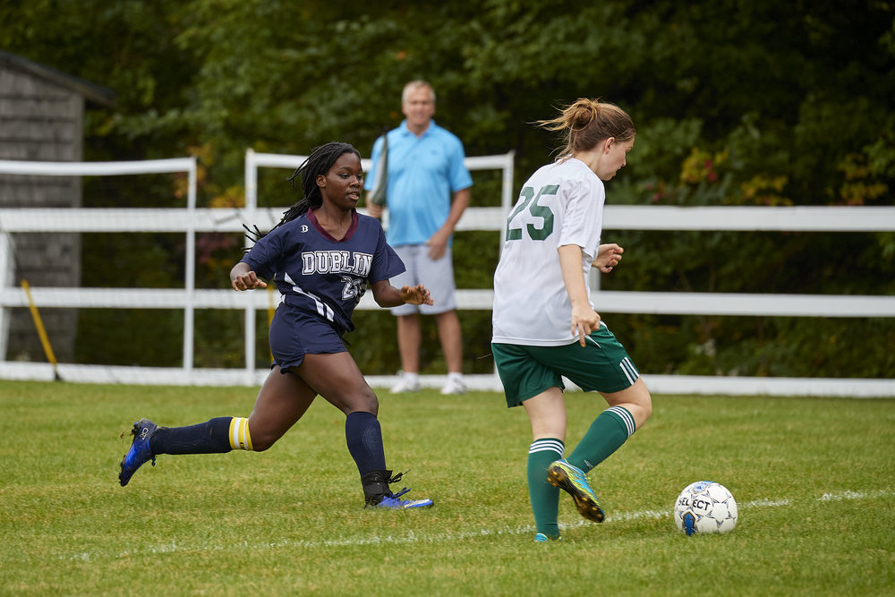 Girls Varsity Soccer vs. High Mowing School - September 20, 2017   - 60215.jpg