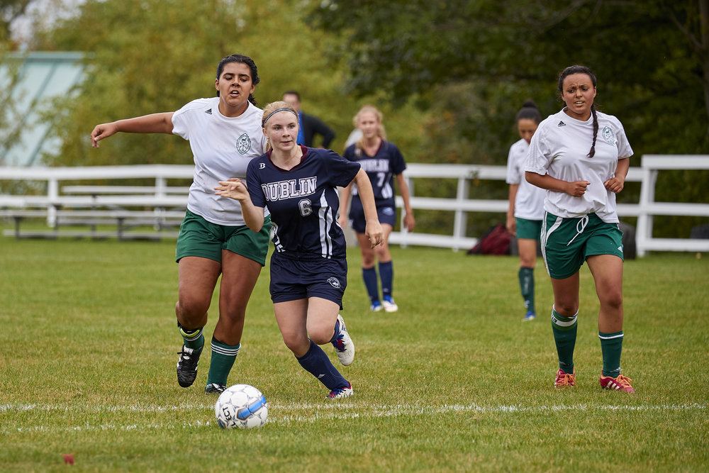 Girls Varsity Soccer vs. High Mowing School - September 20, 2017   - 60274.jpg