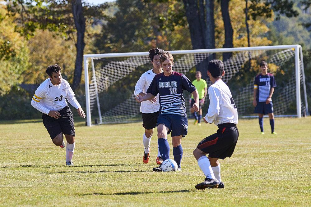 Boys Varsity Soccer vs. Kimball Union Academy - September 23, 2017    - 61237.jpg
