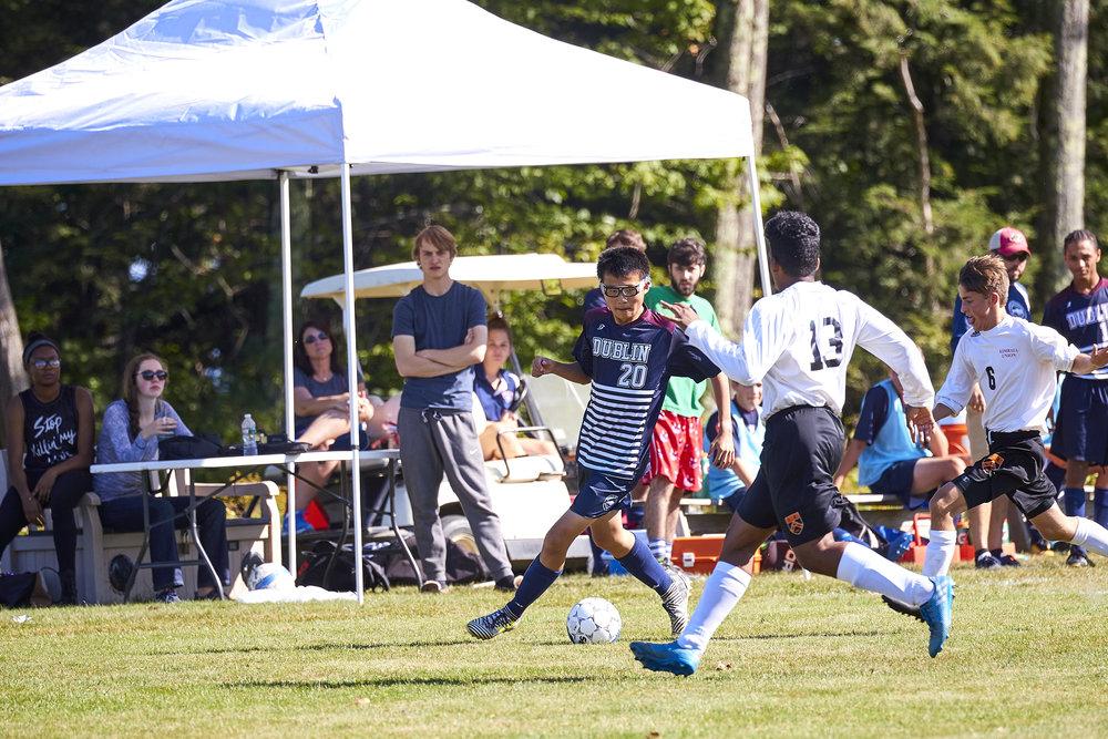 Boys Varsity Soccer vs. Kimball Union Academy - September 23, 2017    - 61243.jpg