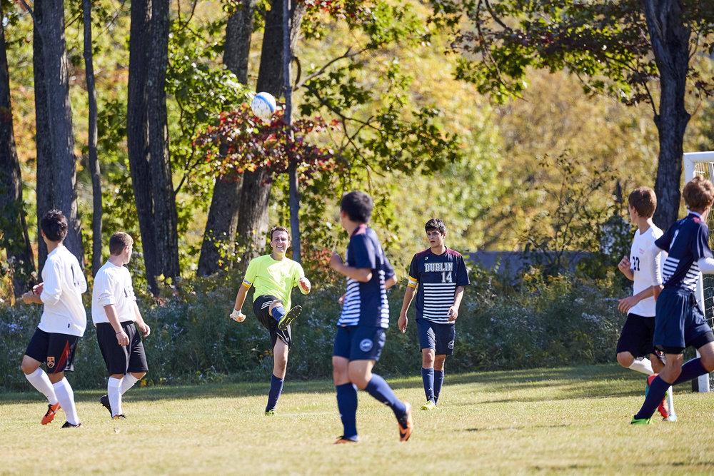 Boys Varsity Soccer vs. Kimball Union Academy - September 23, 2017    - 61259.jpg