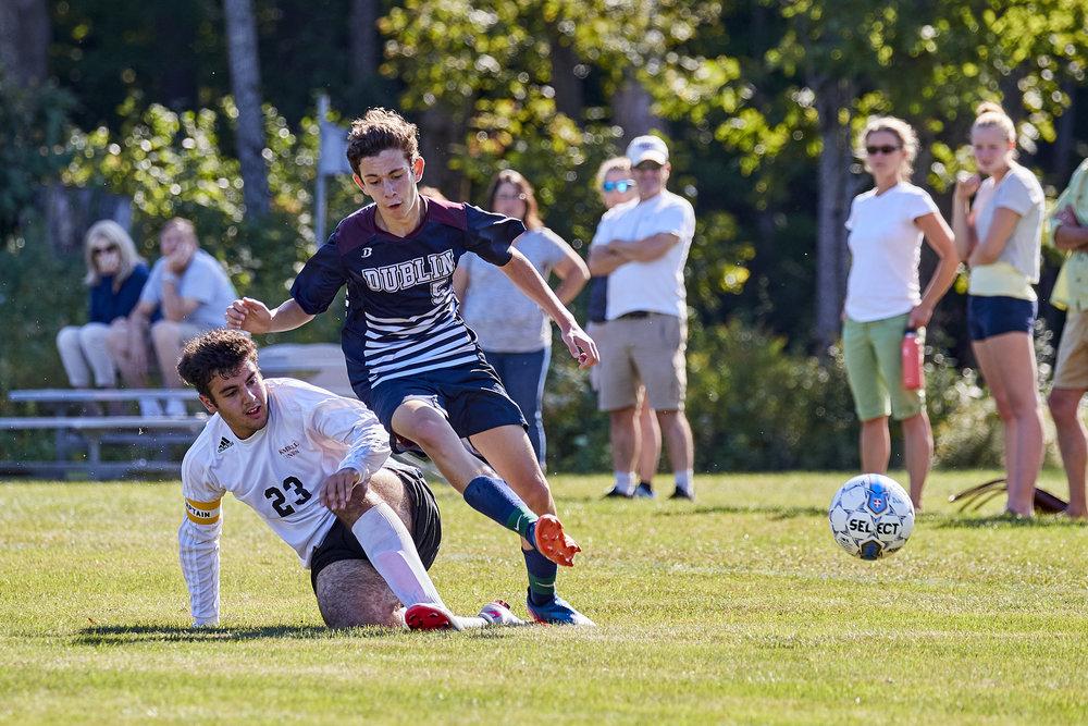 Boys Varsity Soccer vs. Kimball Union Academy - September 23, 2017    - 61320.jpg