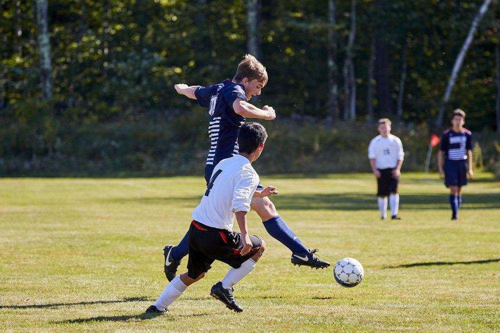 Boys Varsity Soccer vs. Kimball Union Academy - September 23, 2017    - 61356.jpg