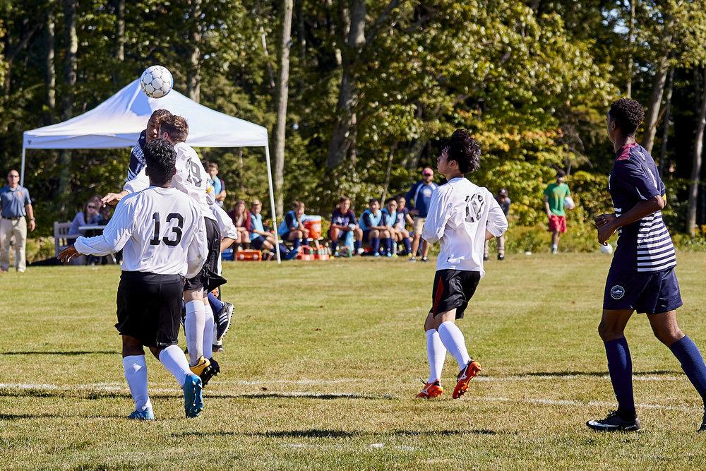 Boys Varsity Soccer vs. Kimball Union Academy - September 23, 2017    - 61376.jpg
