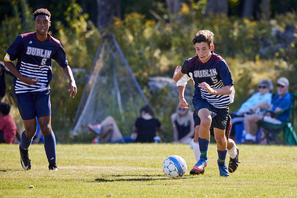Boys Varsity Soccer vs. Kimball Union Academy - September 23, 2017    - 61379.jpg