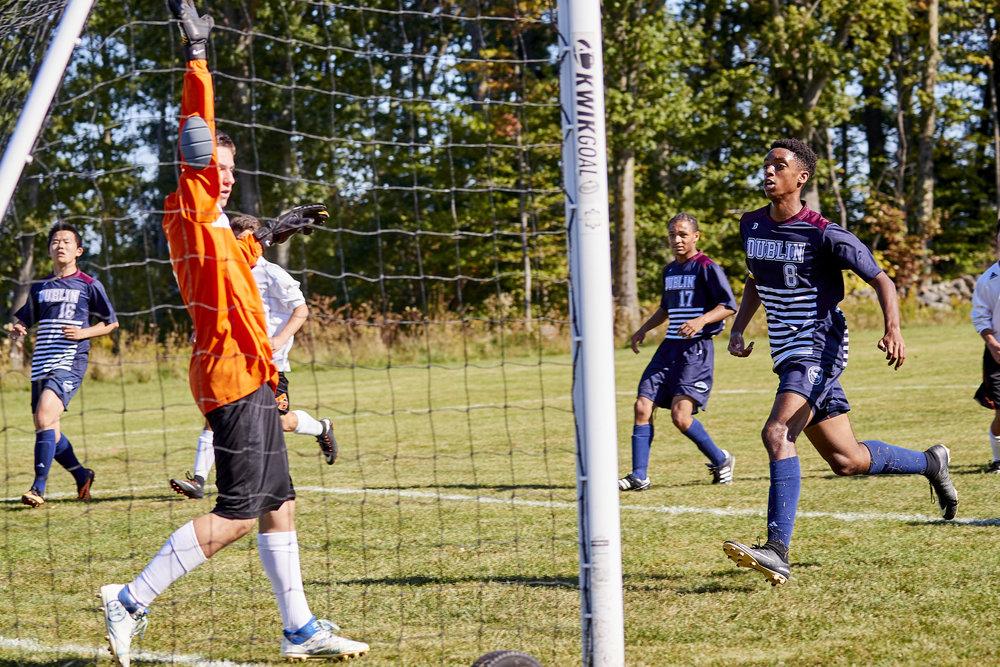 Boys Varsity Soccer vs. Kimball Union Academy - September 23, 2017    - 61404.jpg