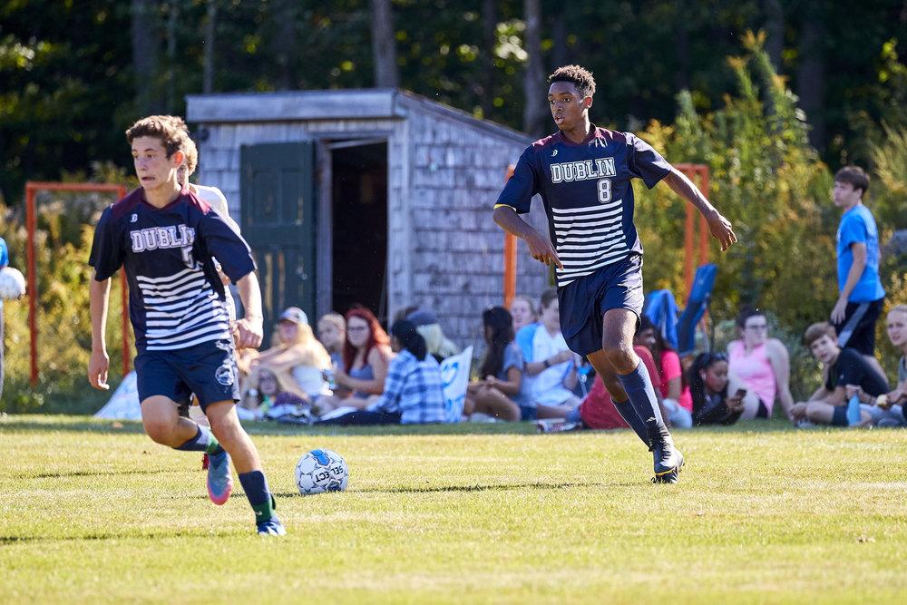 Boys Varsity Soccer vs. Kimball Union Academy - September 23, 2017    - 61571.jpg