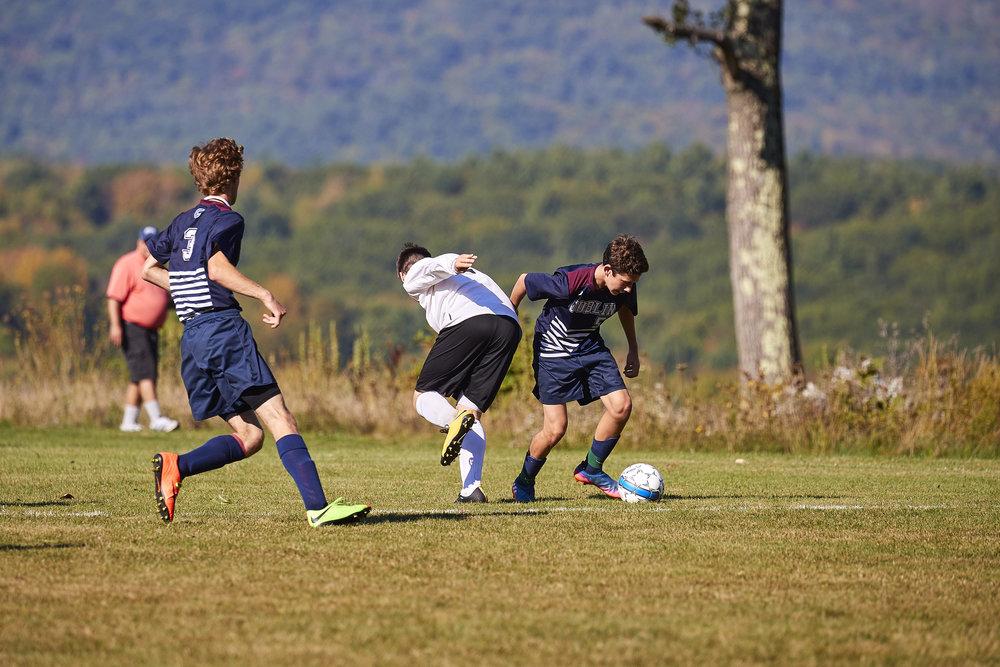 Boys Varsity Soccer vs. Kimball Union Academy - September 23, 2017    - 61641.jpg