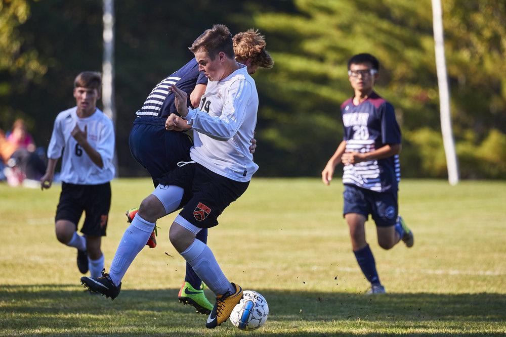 Boys Varsity Soccer vs. Kimball Union Academy - September 23, 2017    - 61657.jpg