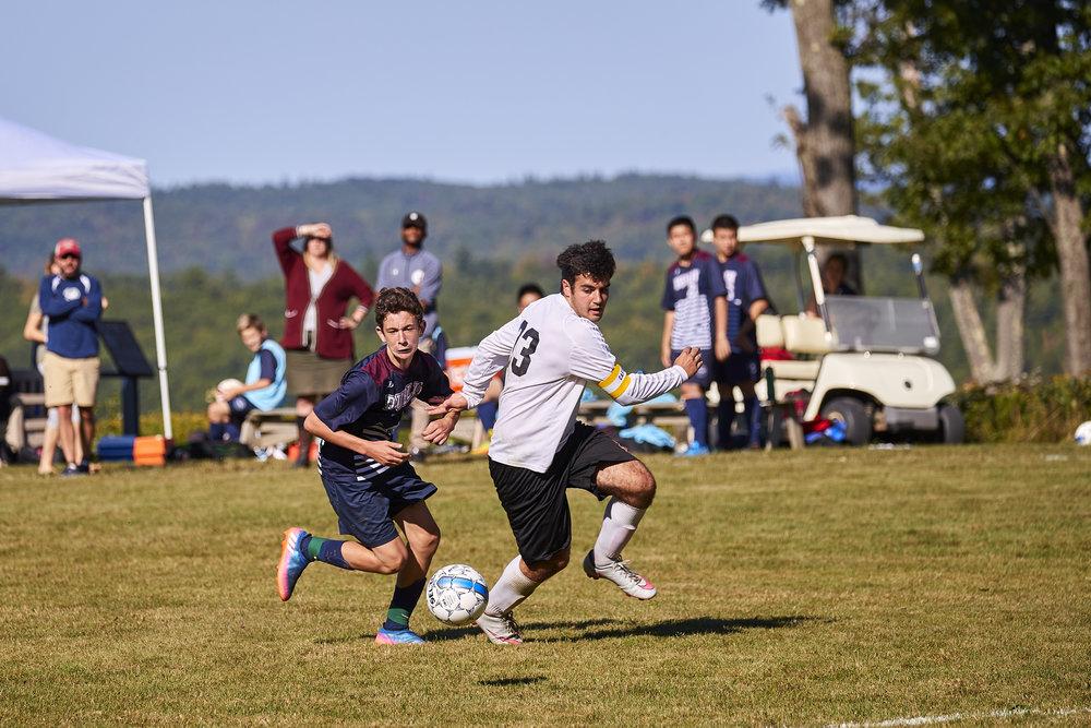 Boys Varsity Soccer vs. Kimball Union Academy - September 23, 2017    - 61691.jpg