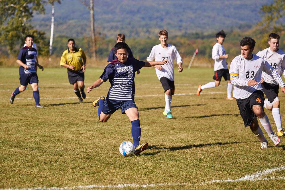 Boys Varsity Soccer vs. Kimball Union Academy - September 23, 2017    - 61801.jpg