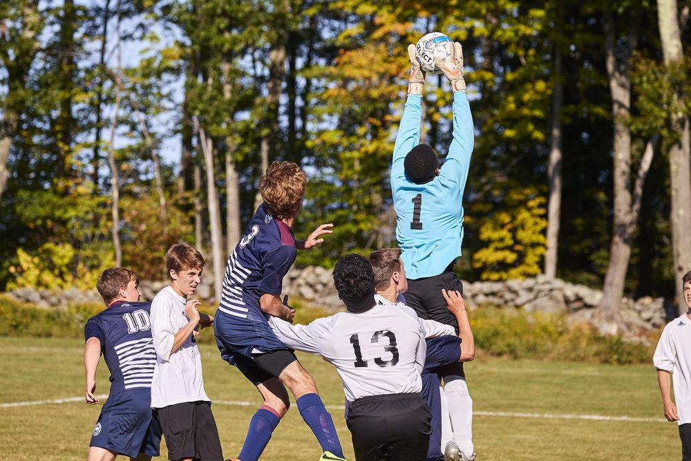 Boys Varsity Soccer vs. Kimball Union Academy - September 23, 2017    - 61890.jpg