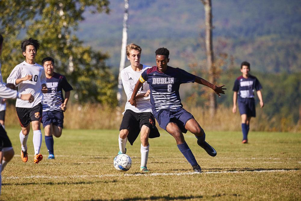 Boys Varsity Soccer vs. Kimball Union Academy - September 23, 2017    - 61932.jpg