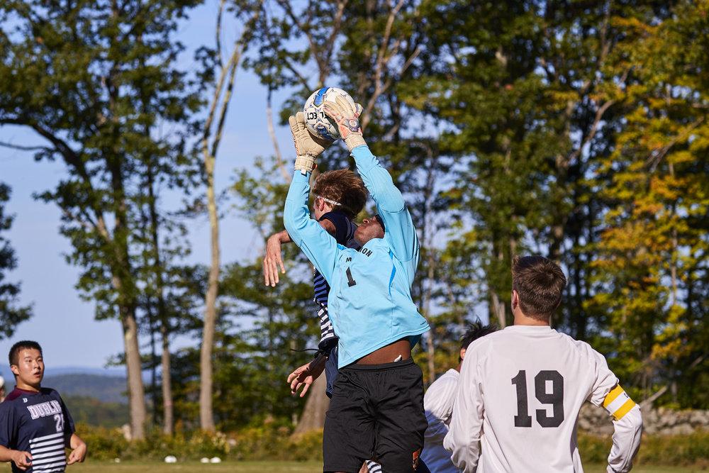 Boys Varsity Soccer vs. Kimball Union Academy - September 23, 2017    - 61981.jpg