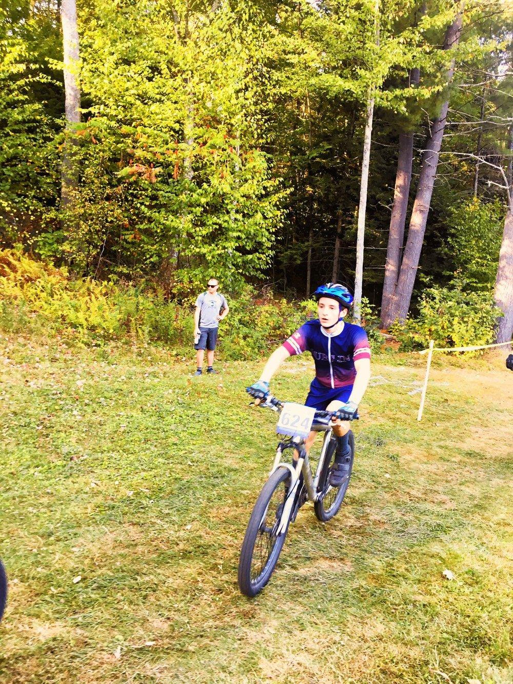 Mountain Biking at Vermont Academy - September 27, 2017  - 7982.JPG