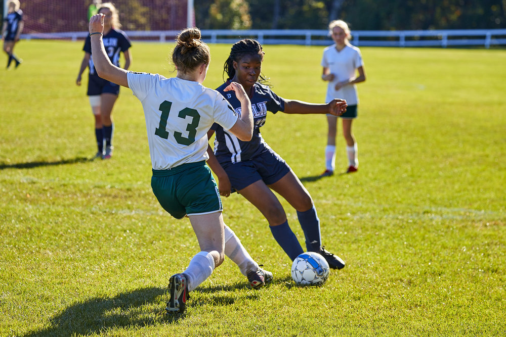 Girls Varsity Soccer vs. Putney School  - - October 4, 2017 - 67023.jpg