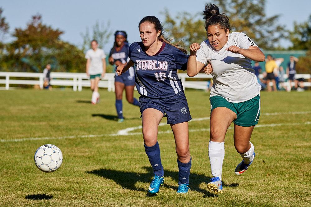 Girls Varsity Soccer vs. Putney School  - - October 4, 2017 - 67240.jpg