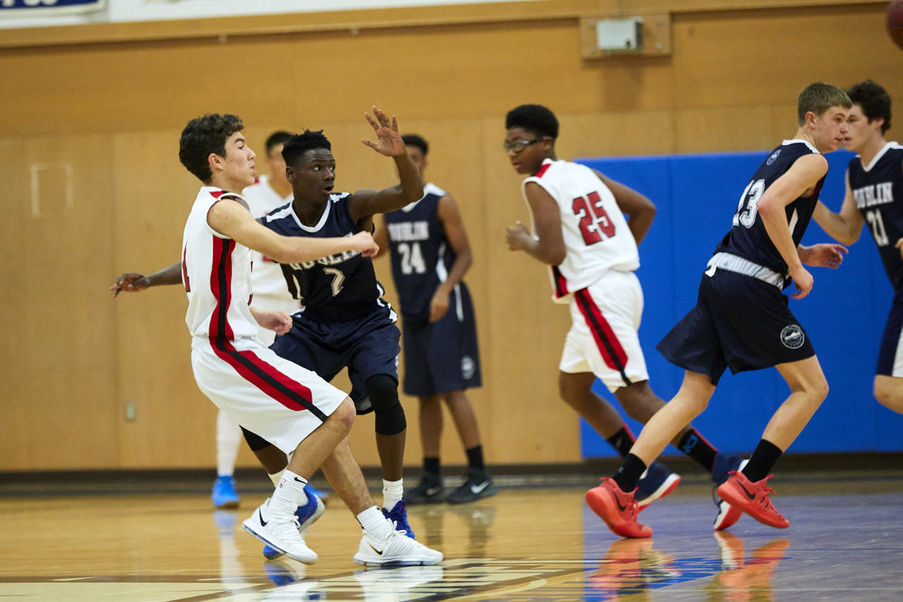 Boys Varsity Basketball vs. Providence Country Day School - December 9, 2017 -06.jpg