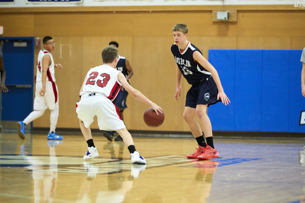 Boys Varsity Basketball vs. Providence Country Day School - December 9, 2017 -08.jpg