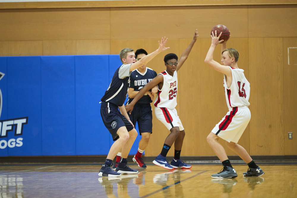 Boys Varsity Basketball vs. Providence Country Day School - December 9, 2017 -24.jpg
