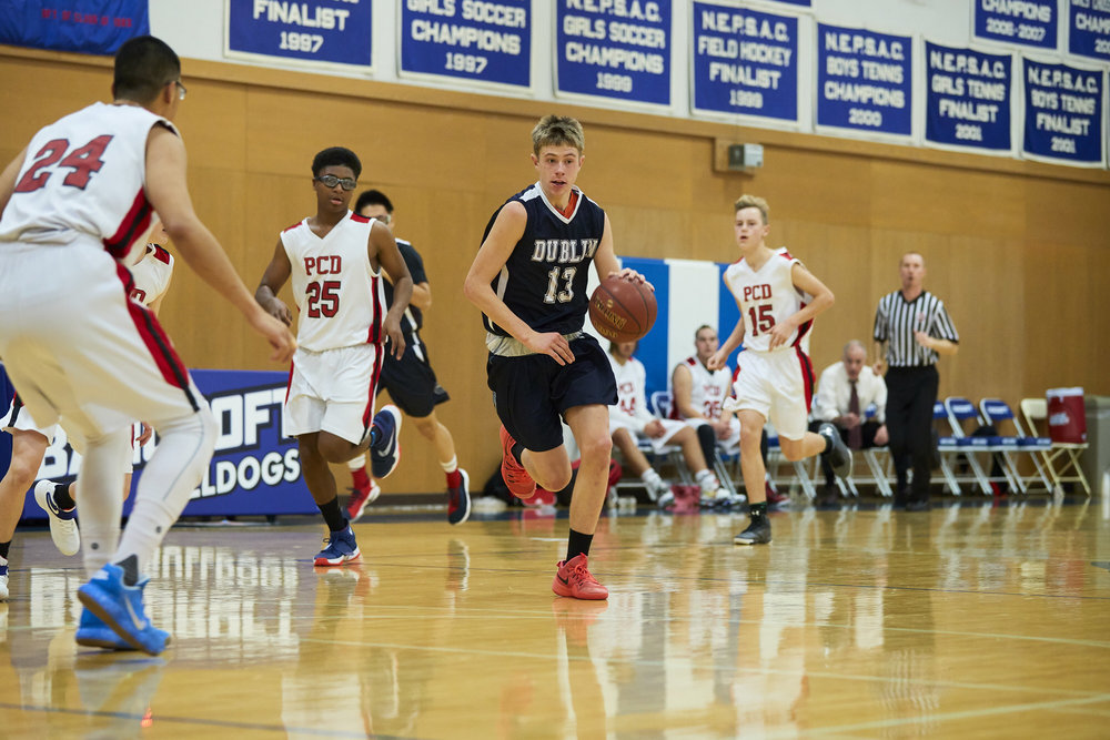 Boys Varsity Basketball vs. Providence Country Day School - December 9, 2017 -25.jpg