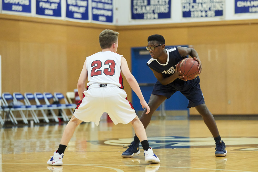 Boys Varsity Basketball vs. Providence Country Day School - December 9, 2017 -33.jpg