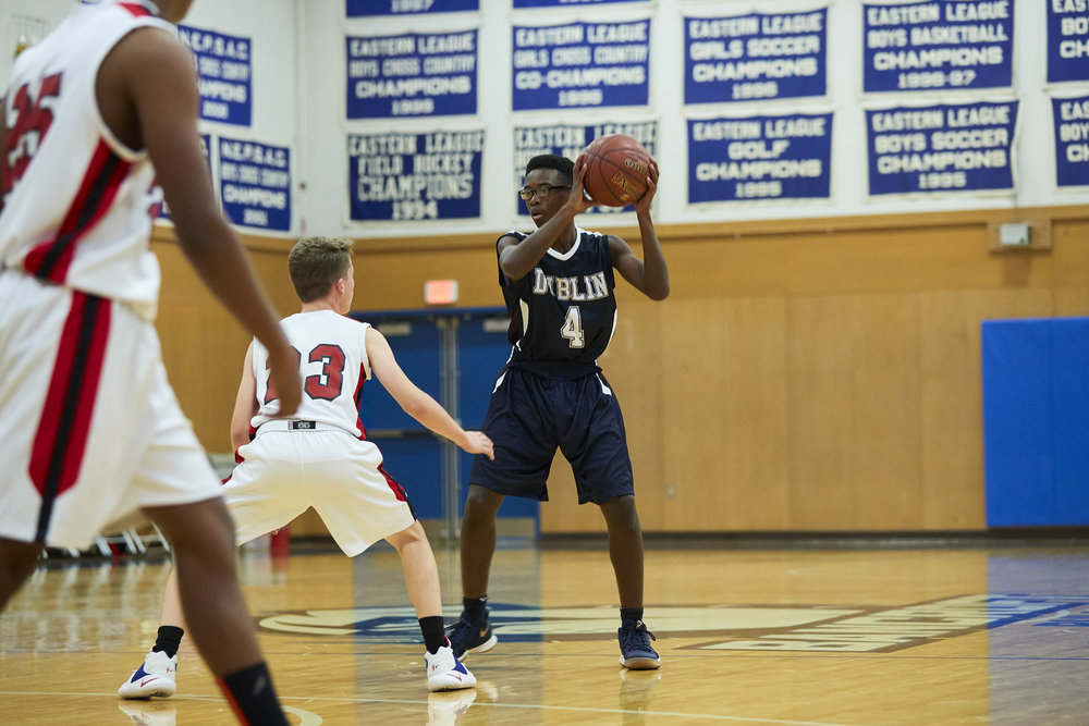 Boys Varsity Basketball vs. Providence Country Day School - December 9, 2017 -34.jpg