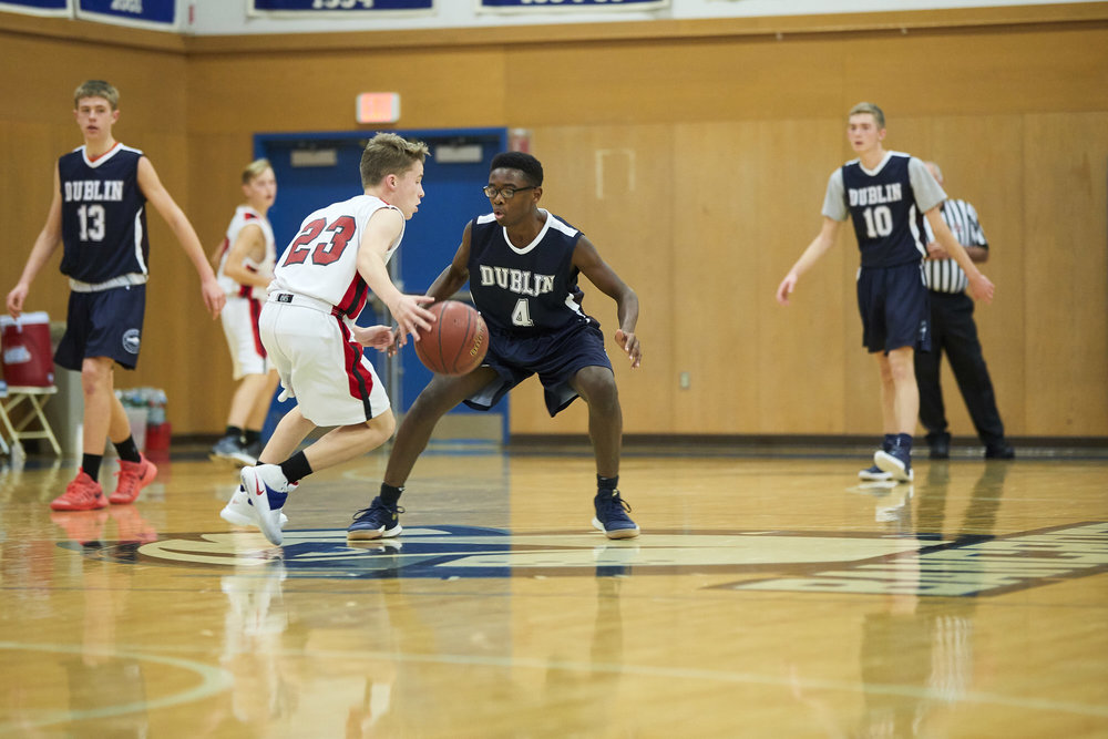 Boys Varsity Basketball vs. Providence Country Day School - December 9, 2017 -46.jpg