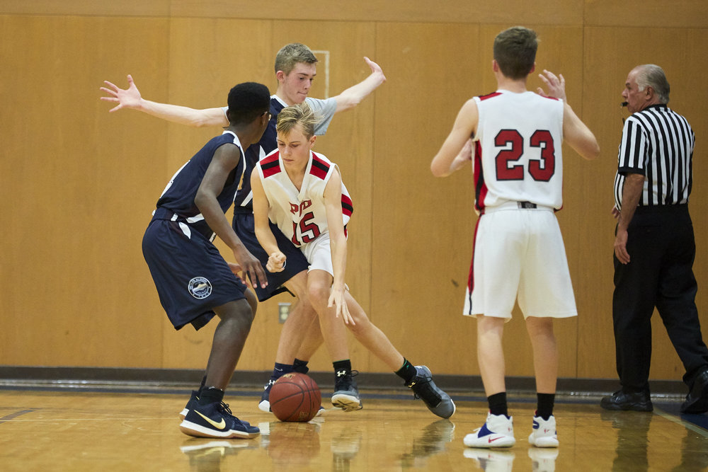 Boys Varsity Basketball vs. Providence Country Day School - December 9, 2017 -59.jpg