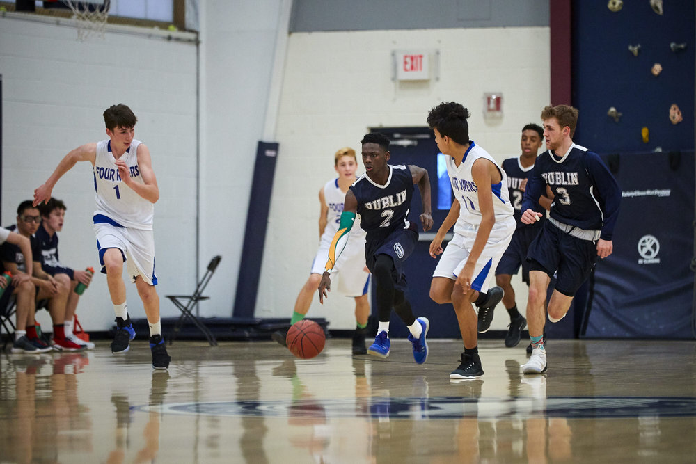 Boys Varsity Basketball vs. Four Rivers Charter Public School - January 12, 2018 85062.jpg