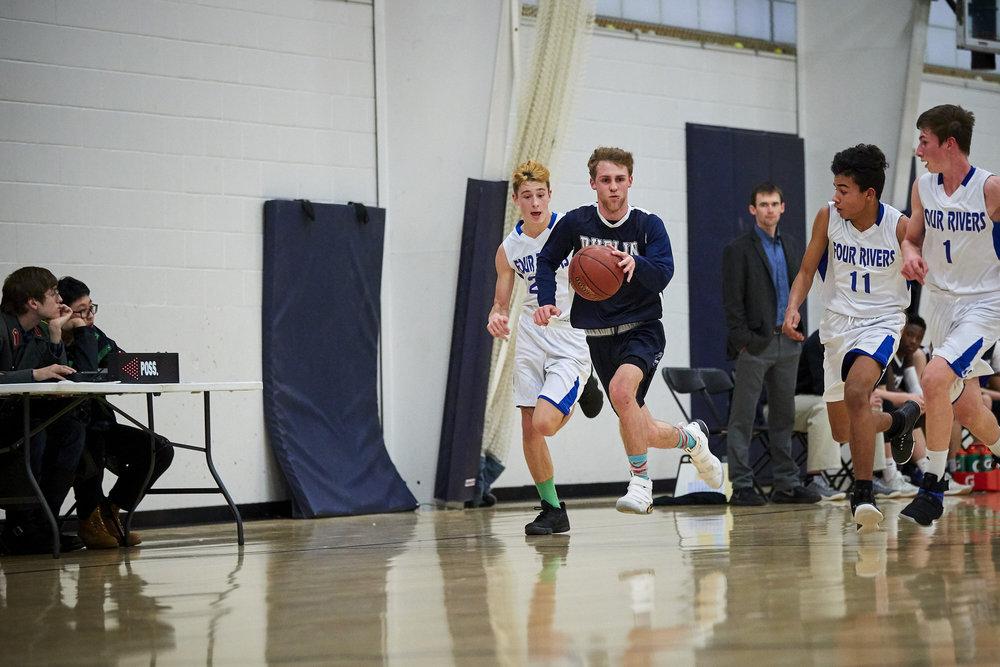 Boys Varsity Basketball vs. Four Rivers Charter Public School - January 12, 2018 85095.jpg