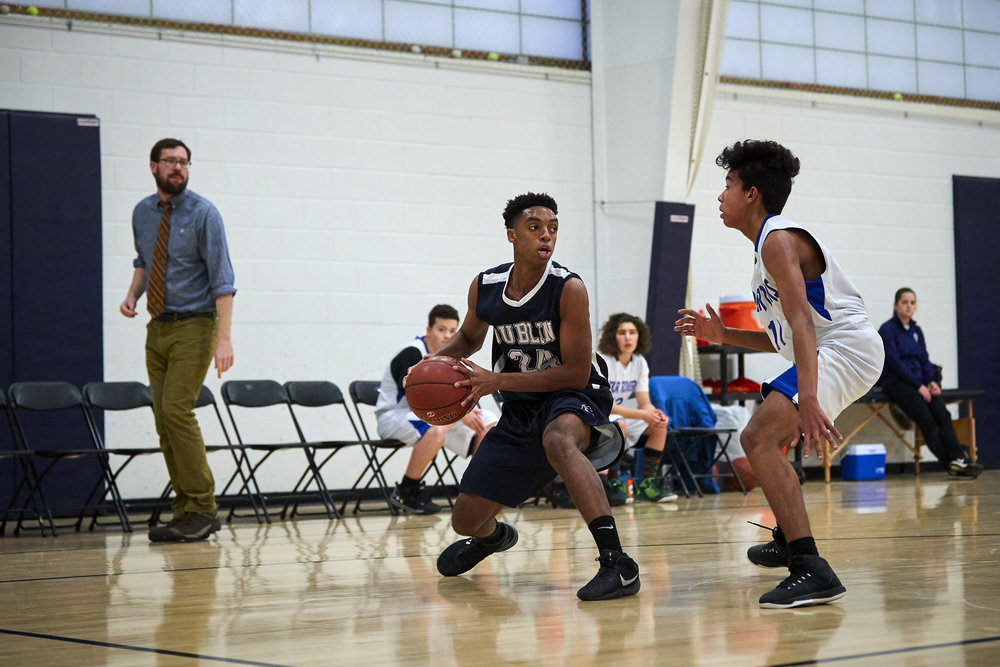 Boys Varsity Basketball vs. Four Rivers Charter Public School - January 12, 2018 85103.jpg