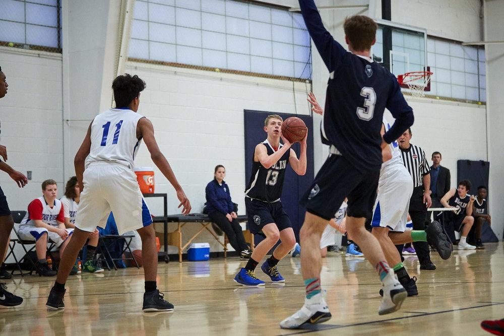 Boys Varsity Basketball vs. Four Rivers Charter Public School - January 12, 2018 85105.jpg