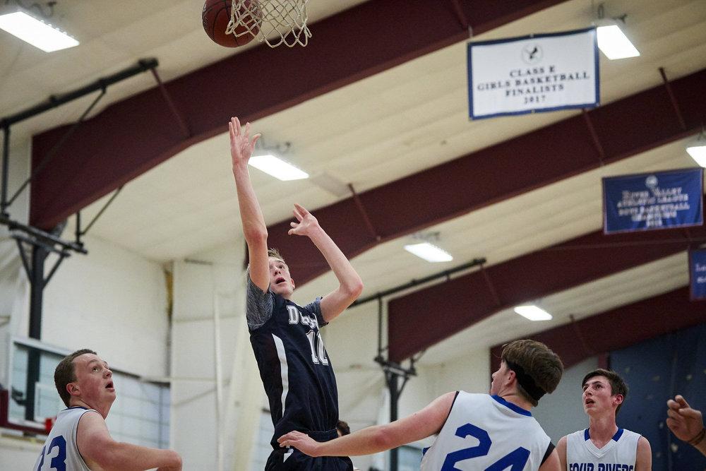 Boys Varsity Basketball vs. Four Rivers Charter Public School - January 12, 2018 85122.jpg