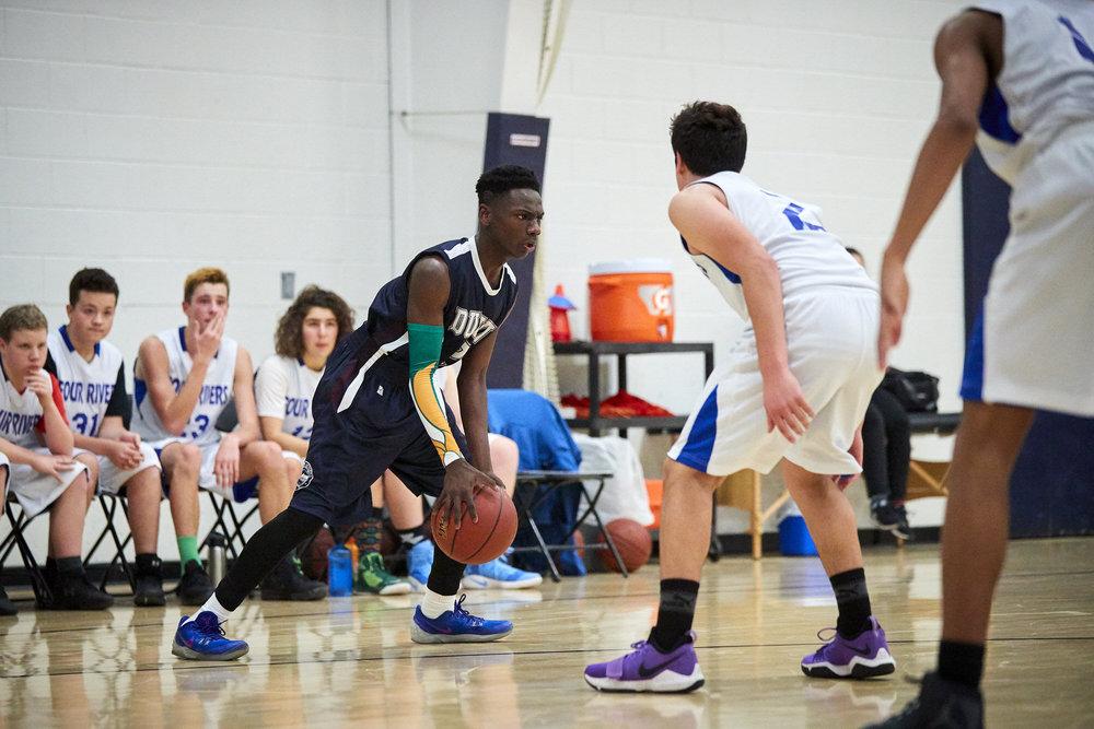 Boys Varsity Basketball vs. Four Rivers Charter Public School - January 12, 2018 85211.jpg