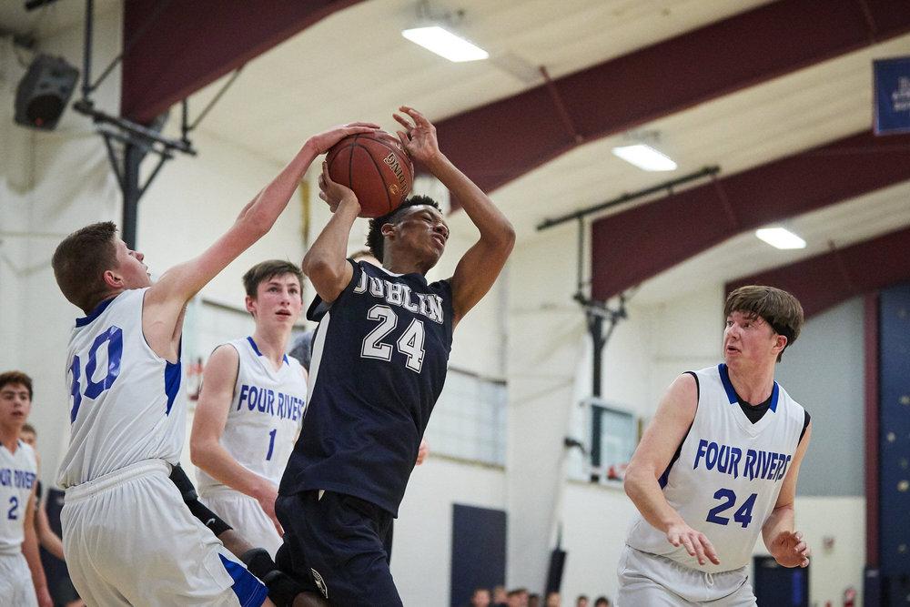 Boys Varsity Basketball vs. Four Rivers Charter Public School - January 12, 2018 85214.jpg