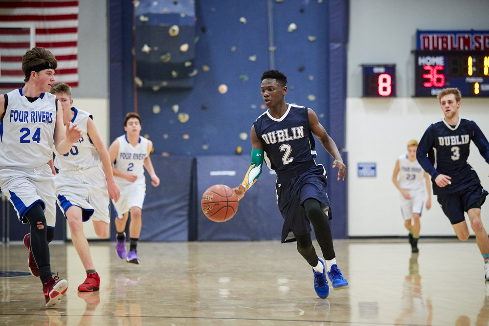 Boys Varsity Basketball vs. Four Rivers Charter Public School - January 12, 2018 85289.jpg