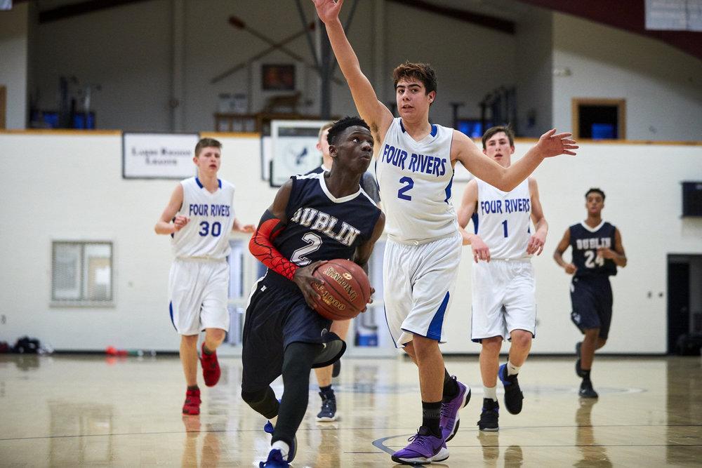 Boys Varsity Basketball vs. Four Rivers Charter Public School - January 12, 2018 85328.jpg