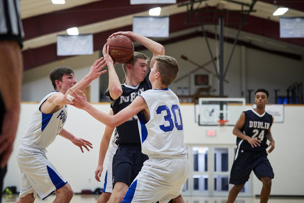 Boys Varsity Basketball vs. Four Rivers Charter Public School - January 12, 2018 85355.jpg