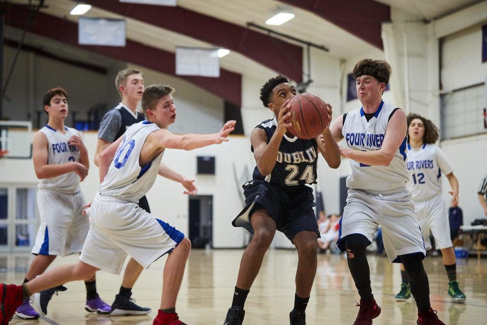 Boys Varsity Basketball vs. Four Rivers Charter Public School - January 12, 2018 85363.jpg
